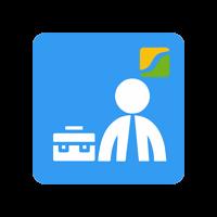 Icon von der Lernapp Kaufmann Büromanagement
