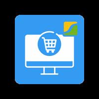 Icon von der Lernapp Kaufmann E-Commerce